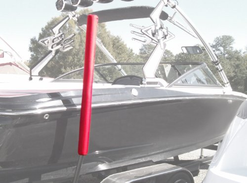 - attwood Boat Trailer Guide Protector (Black, 2.5-Inch I.D/48-Inch Length)