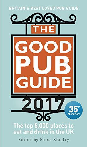The Good Pub Guide 2017...