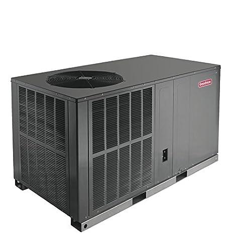 5 Ton Goodman 14 SEER R-410A Heat Pump Package Unit