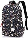 Backpack for girls,Vaschy Water Resistant Travel Cute Casual School Backpacks for Women