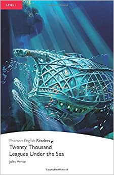 Book Twenty Thousand Leagues Under Sea, Level 1, Penguin Readers (2nd Edition) (Penguin Readers, Level 1) by Jules Verne (2008-10-25)