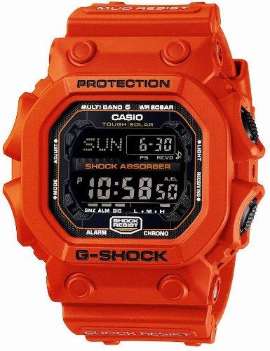 a19e447afa Amazon | [カシオ]CASIO 腕時計 G-SHOCK ジーショック GX Series タフソーラー電波時計 MULTIBAND 6 GXW- 56-4JF メンズ | 国内メーカー | 腕時計 通販