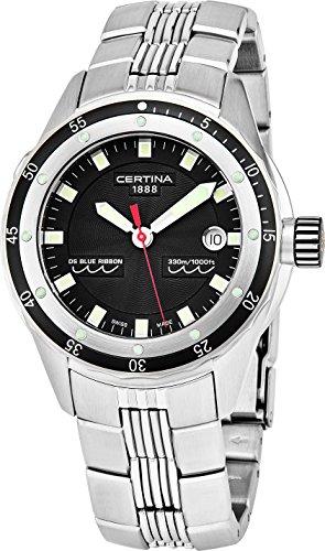 Certina Men's Quartz Watch C007-410-11-051-00
