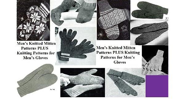 Amazon.com: Los hombres de punto manopla patrones más patrones que hacen punto para los guantes de los hombres (Spanish Edition) eBook: Unknown: Kindle ...