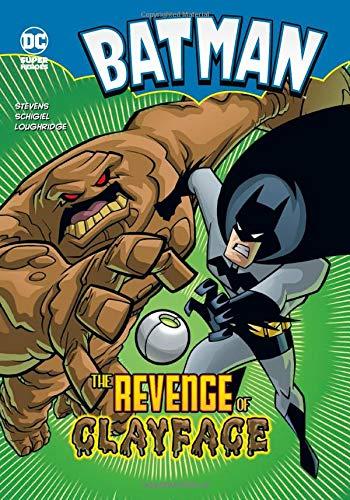 The Revenge of Clayface (Batman) pdf