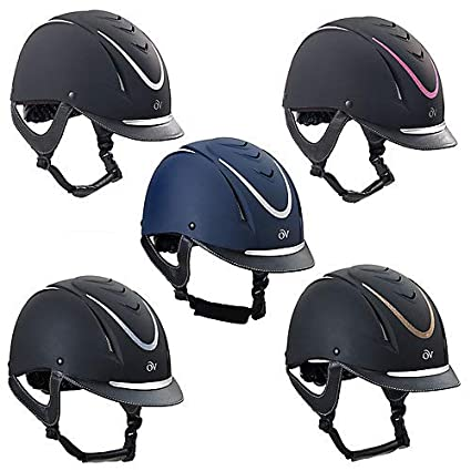 Ovation Womens Z-6 Glitz Riding Helmet ENGLISH RIDING SUPPLY