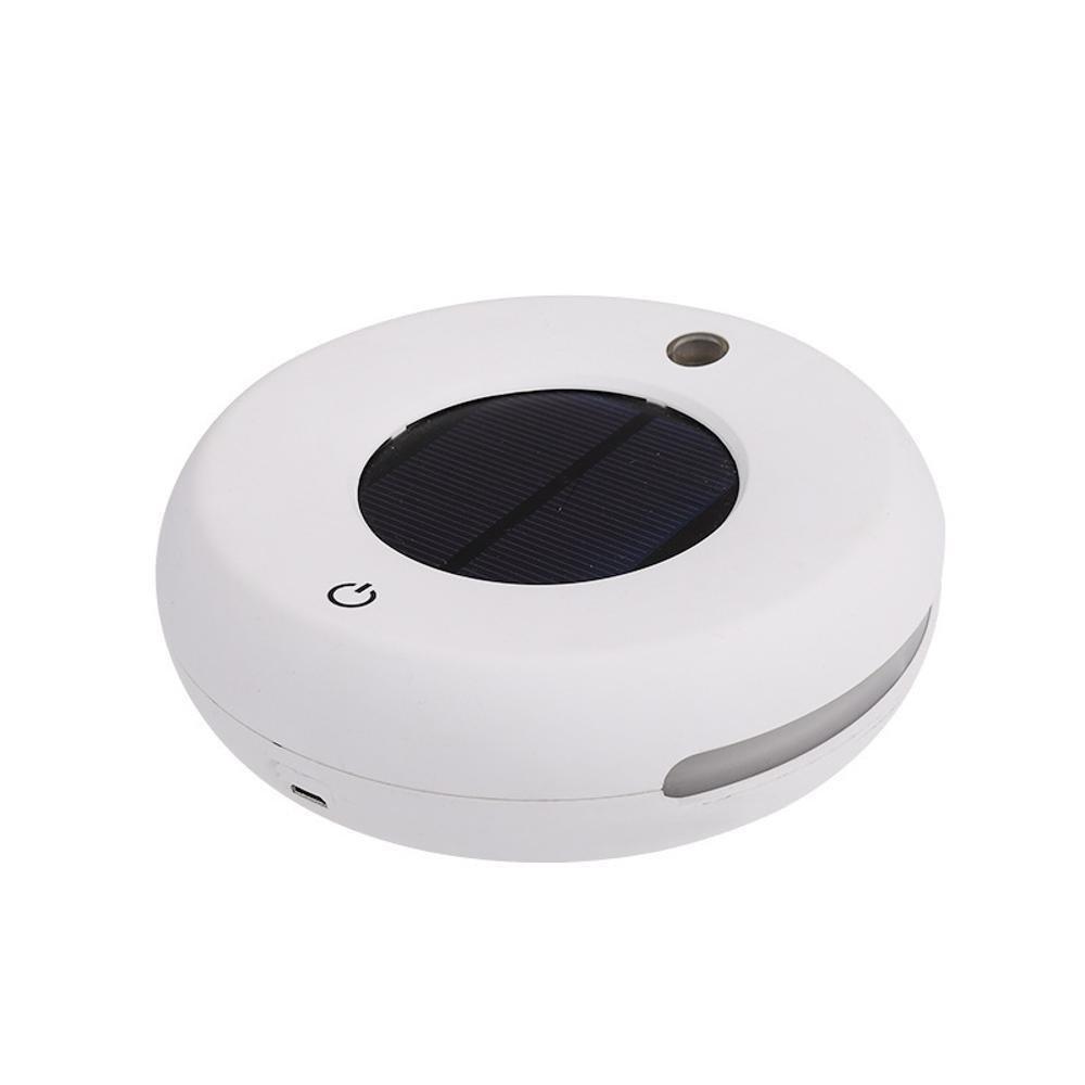 Ludage Solar car Air Purifier Car Aromatherapy Spray Humidifier