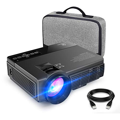 VANKYO LEISURE 3 Projector (2018 Upgraded) 2400 Lumen Mini Projector, Video...
