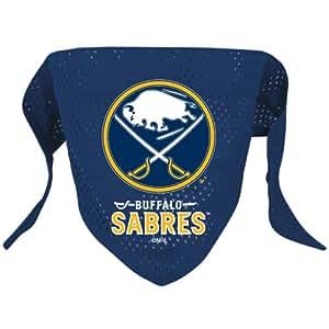 NHL Buffalo Sabres Pet Bandana, Team Color, Small