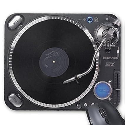 DJ Tocadiscos alfombrilla de ratón juegos alfombrilla de ...