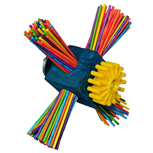 - Super Bird Creations Twirl n' Whirl Bird Toy 6.5