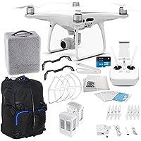 DJI Phantom 4 PRO Quadcopter Essentials Backpack Bundle