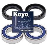 Japanese Front Wheel Bearings Seals Kit Yamaha YZF-R1 2010 2011 2012 2013 2014