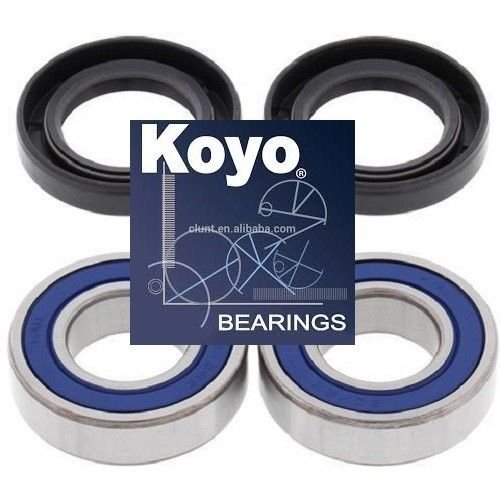 Japanese Front Wheel Bearings Seals Kit Yamaha YZF-R1 2010 2011 2012 2013 2014