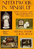 Needlework in Miniature P, Virginia Merrill, 0517528258