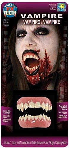 Tinsley Transfers Vampire Teeth Adult