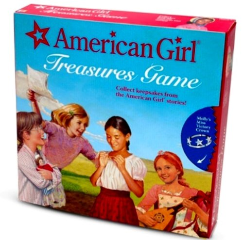 American Girl Treasures Game