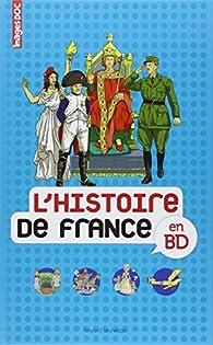 L'histoire de France en BD par Sophie Crépon