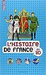 L'histoire de France en BD par Crépon