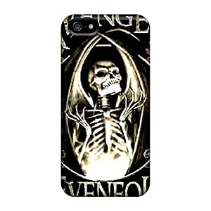 Top Quality Rugged Avenged Sevenfold Cases Covers For Iphone 5/5s