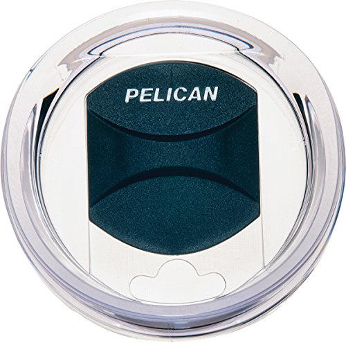 Pelican Traveler Tumbler Replacement Lid (Slide Lid), Clear