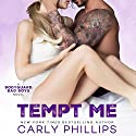 Tempt Me: Bodyguard Bad Boys, Book 2 Hörbuch von Carly Phillips Gesprochen von: Sophie Eastlake