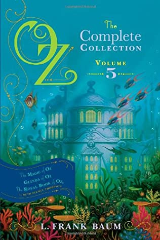 book cover of Oz, the Complete Collection, Volume 5