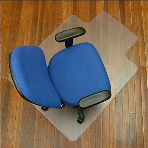 """Price comparison product image Fashion 48""""x 36"""" PVC Home Office Chair Floor Mat For Wood Tile Laminate 1.50mm Thick New"""