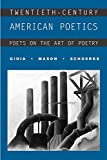 cover of Twentieth-Century American Poetics: Poets on the Art of Poetry