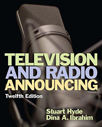 Television+Radio Announcing (Cl)