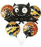 Halloween Black Bats ballons Halloween Party Decorations