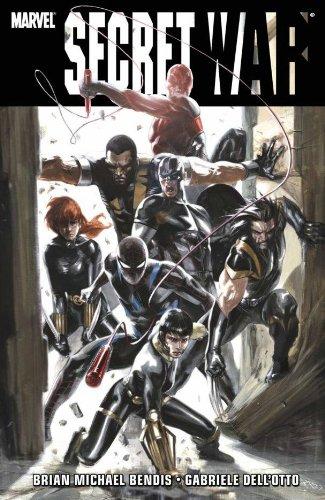 Secret War (Best Secret Wars Comics)