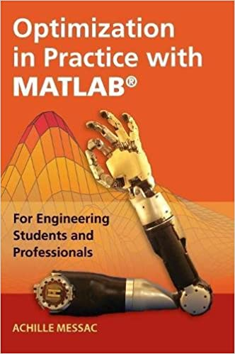 Amazon com: Optimization in Practice with MATLAB®: For