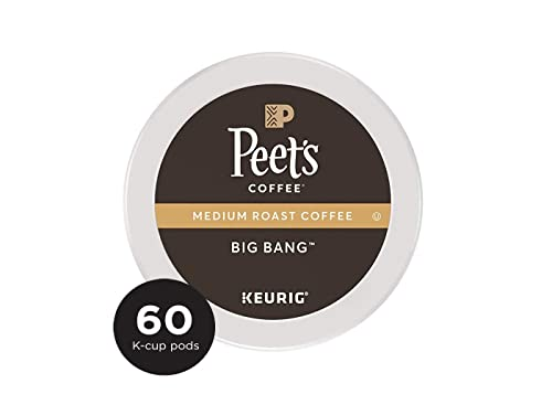 Peet's-Coffee,-Big-Bang,-Medium-Roast,-K-Cup-Pack