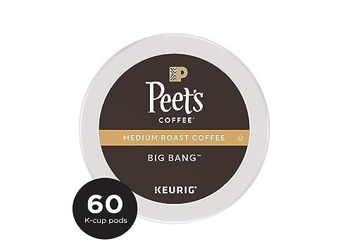 Peet's-Coffee,-Big-Bang,-Medium-Roast,-K-Cup-Pack