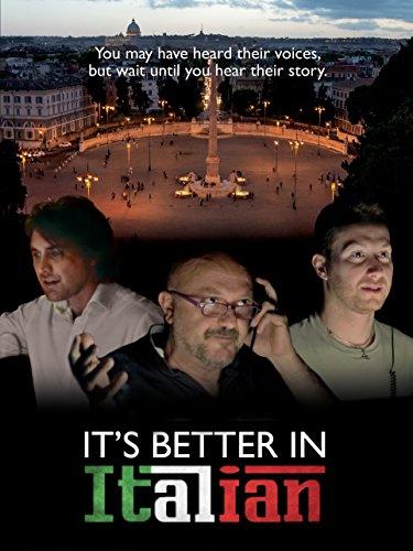 It's Better In Italian ()