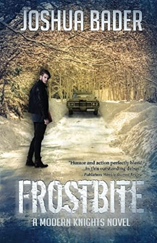 book cover of Frostbite