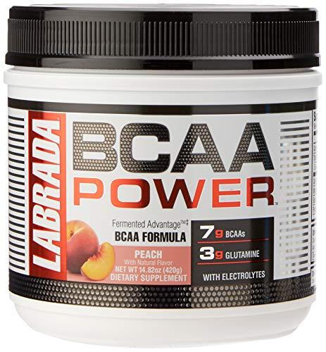 Labrada Nutrition BCAA Power Post Workout Supplement, Cherry Limeade, 417 Gram