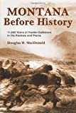 Montana Before History