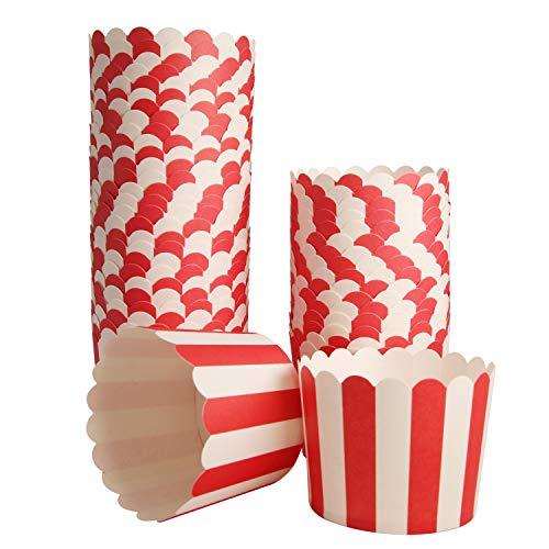 popcorn cupcake paper - 3