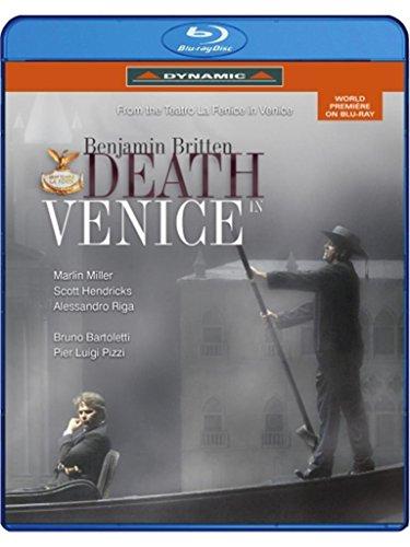 Bruno Bartoletti - Death in Venice (Blu-ray)
