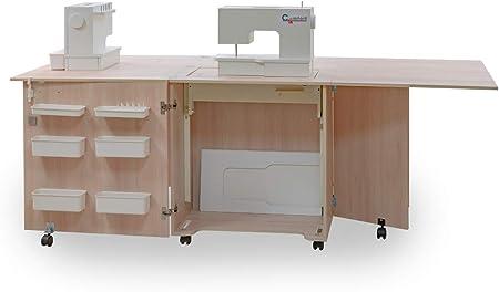 Comfort 1Q+ | Mueble para máquina de coser | Armario de costura ...