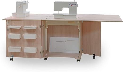 Muebles maquina de coser