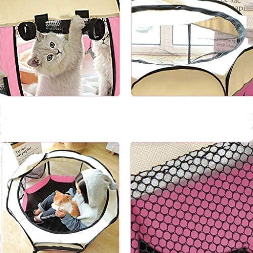 Stal Pet Bed, Closed huisdier, Zwangerschap kamer, mesh doek, Clean Schuifdak, kattenbakvulling Tent, ademend Mosquito, Pet Kennel veilig Draagbaar