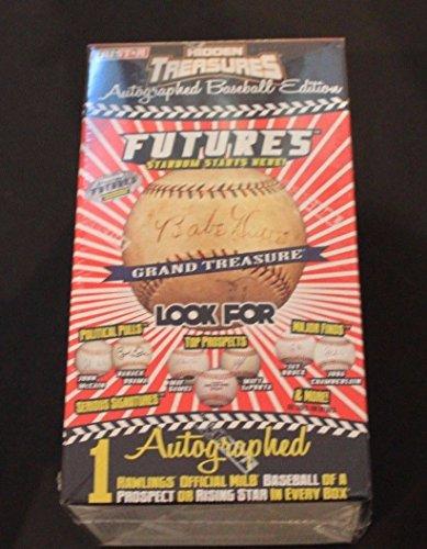 Tristar Hidden Treasures Autographed Baseball Edition BRAND NEW (Baseball Tristar)