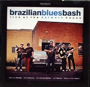 Brazilian blues bash live at the delmark house amazon for Brazilian house music