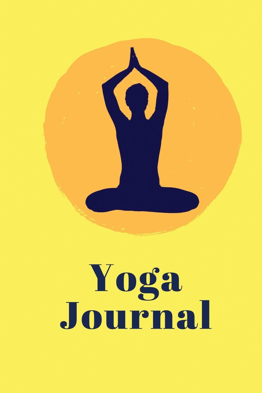 Yoga Journal - Yellow Cover: 6
