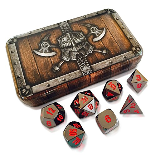 Skull Splitter Dice Color Polyhedral product image