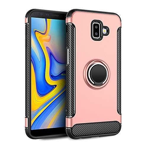 separation shoes 408c2 d9ab6 Amazon.com: Case for Samsung SM-J610FN/DS Galaxy J6+ 2018 Duos/SM ...