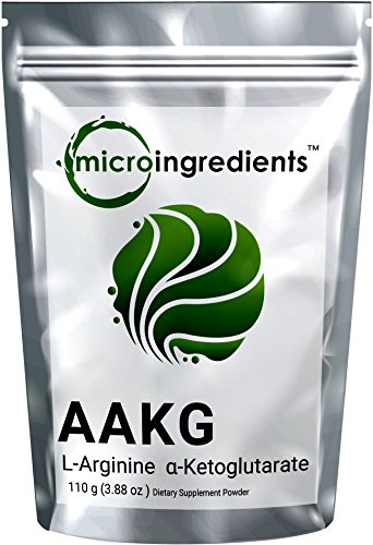 Micro Ingredients Plant Based L Arginine Ketoglutarate